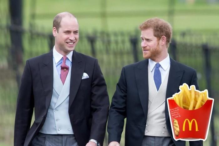 McGrady yang bekerja sejak 1982 hingga 1993 ini mengatakan mendiang putri Diana pernah membatalkan makan siang kedua anak laki-lakinya untuk mengajak mereka ke McDonalds. Pangeran William dan Harry kecil mengincar mainan sekaligus menikmati kentang goreng gerai fast food ini. Foto: Istimewa