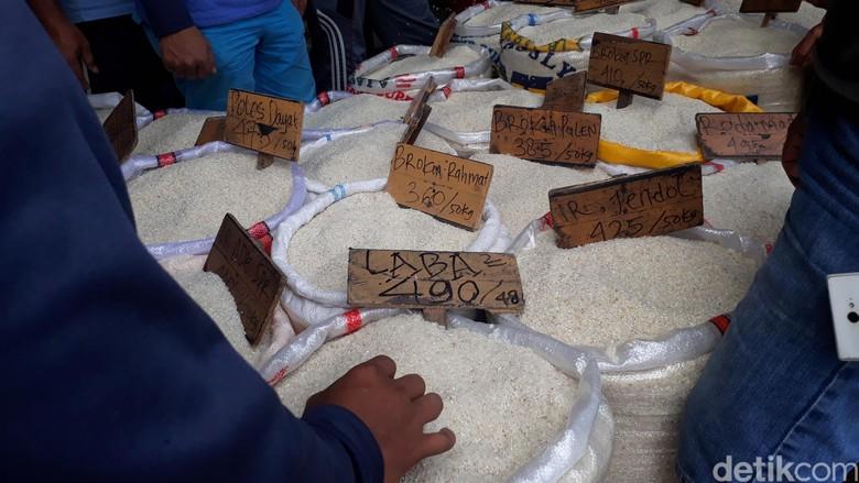 Polri: Terjadi Kenaikan Harga Beras Jelang Natal dan Tahun Baru