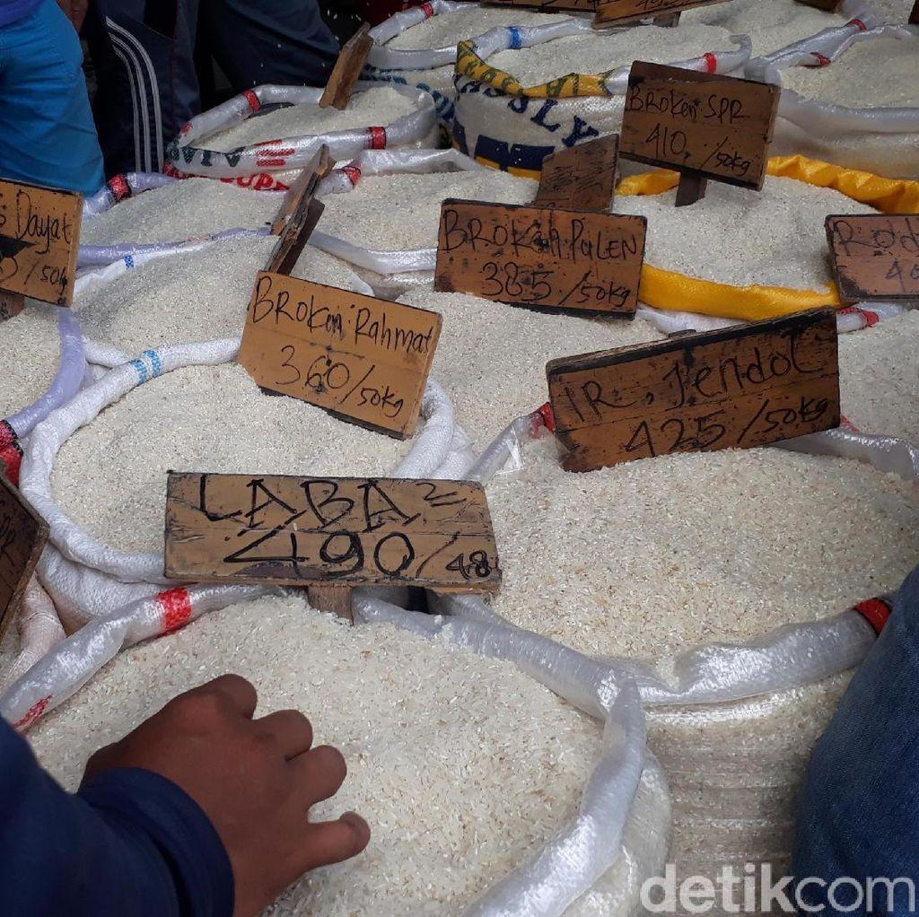 Gabah Naik Jadi Rp 5.500/Kg Bikin Harga Beras Medium Melonjak