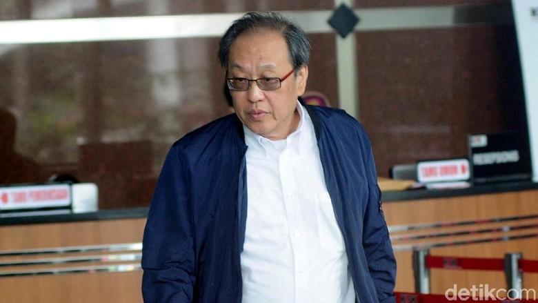 Banyak Lupa, Orang Kepercayaan Novanto Ditegur Hakim