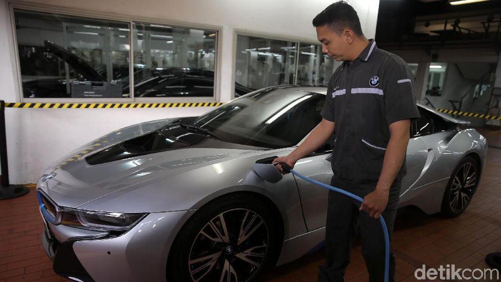 BMW Jual Mobil Listrik di Indonesia Tahun Ini