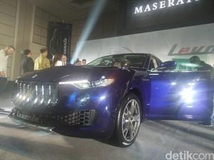 Tidak Ada SUV Lagi Untuk Indonesia, Maserati?