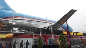 Menengok Pesawat dan Helikopter R1 di Museum Angkut
