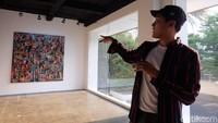 Metode Melukis Fastline, Cara Abenk Alter Buat Sebuah Lukisan