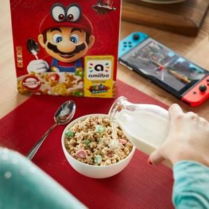 Nyam! Makin Asyik Sarapan Sereal Bertema Game Super Mario