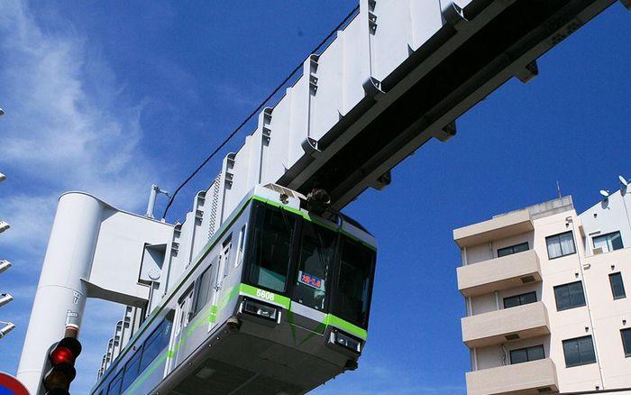 Foto: dok. Shonan Monorail Co., Ltd