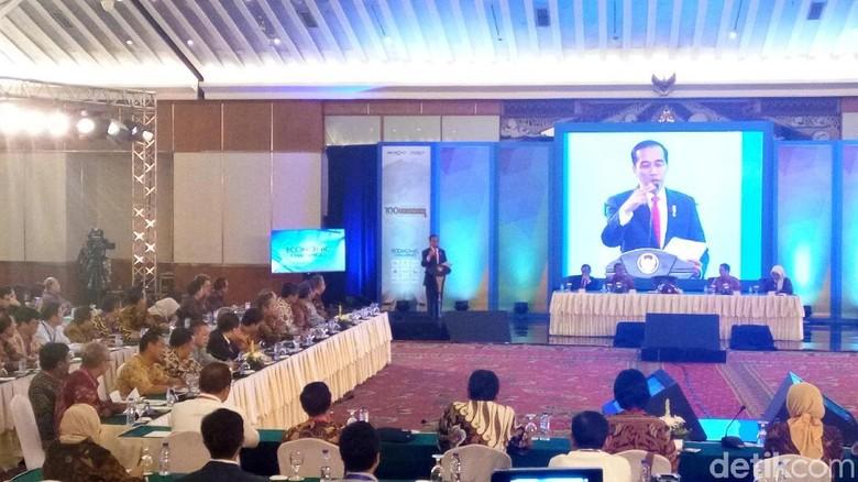 Jokowi Pastikan Tahun Politik Tak Buruk bagi Ekonomi
