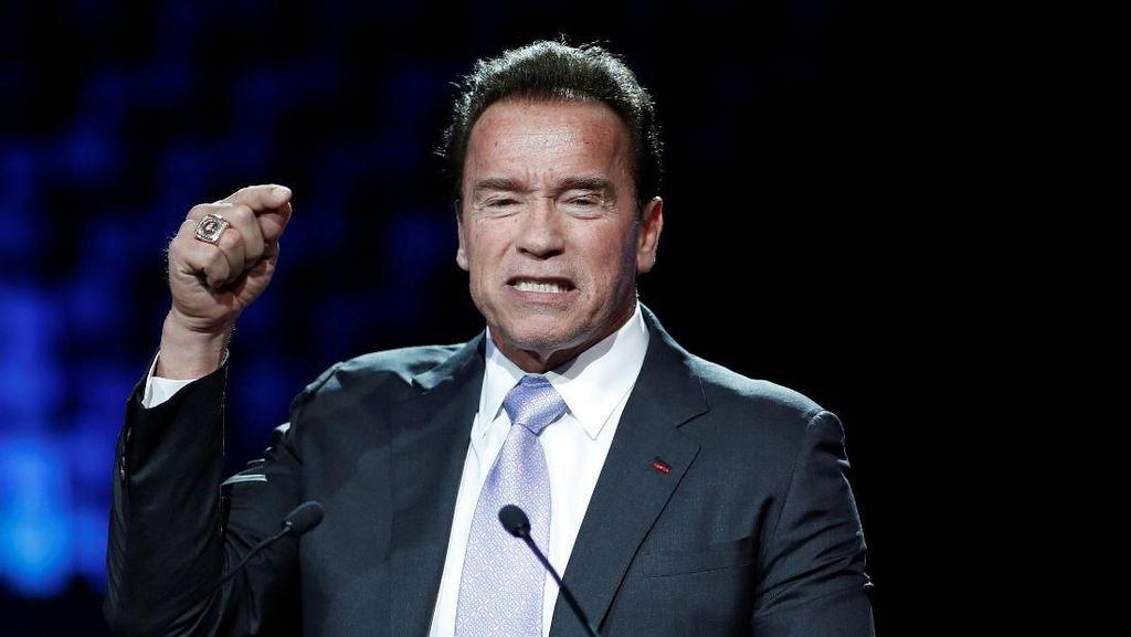 Termakan Usia, Arnold Schwarzenegger Mengaku Kesulitan saat Olahraga