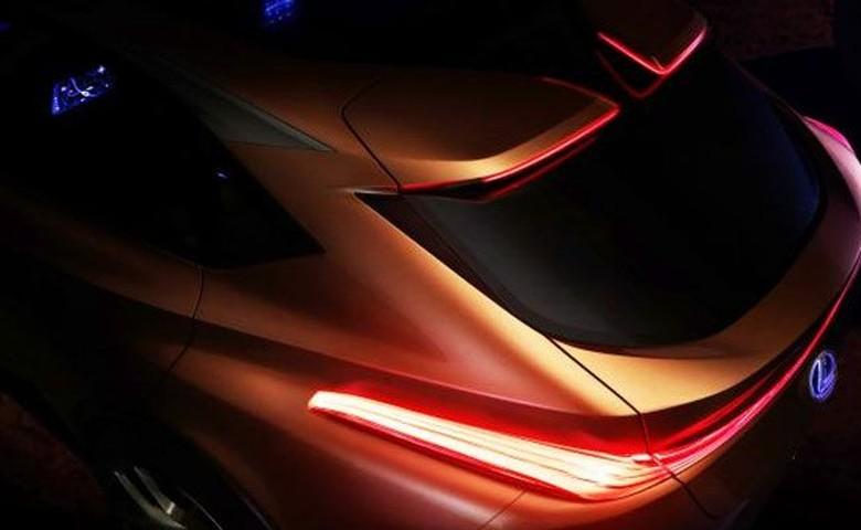 Konsep SUV baru Lexus. Foto: Istimewa