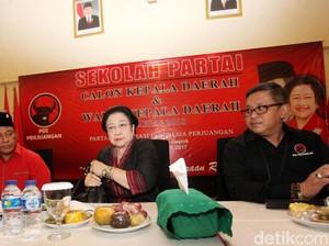 Arahan Megawati Kepada Calon Kepala Kepala Daerah PDI Perjuangan