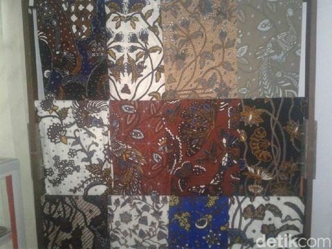 Batik Ponorogo memakai pewarna alami/