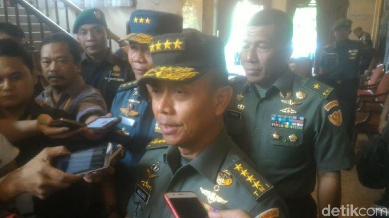 Bangun Jamban hingga Irigasi, KSAD Sebut TNI Bangun Desa Memuaskan
