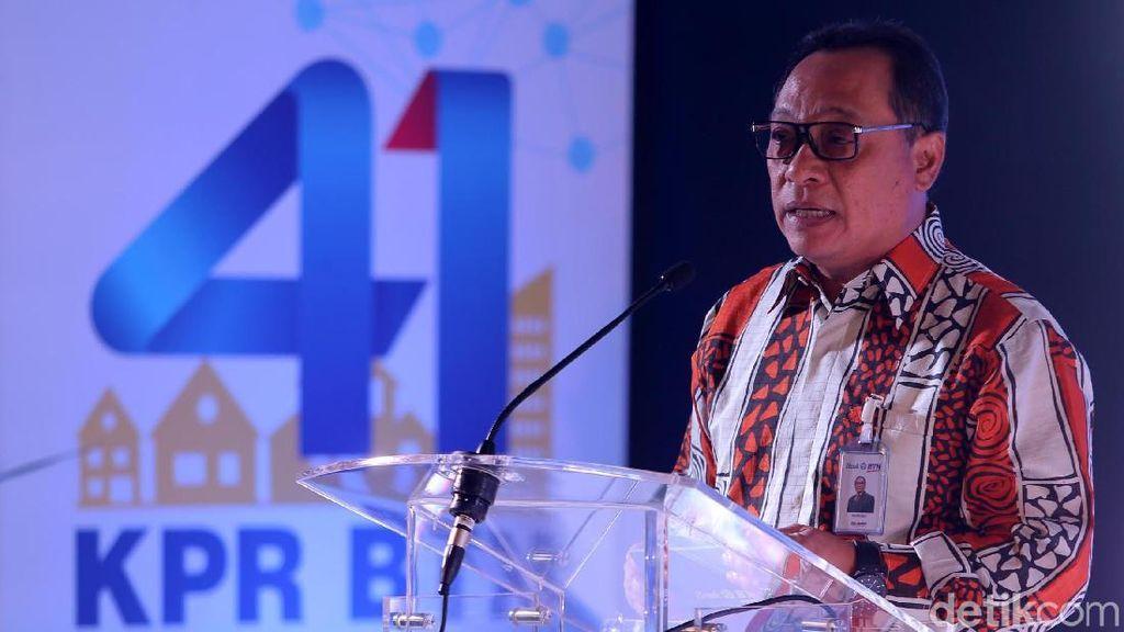 BTN Bidik Penyaluran KPR untuk 750.000 Rumah Tahun Depan