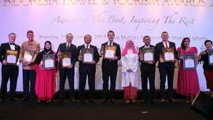 Selamat! Ini 71 Pelaku Pariwisata Terbaik di Indonesia