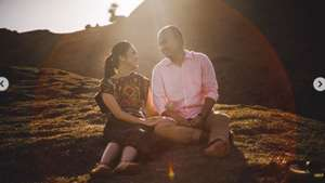 Laudya Cynthia Bella dan Engku Emran Si Pengantin Baru