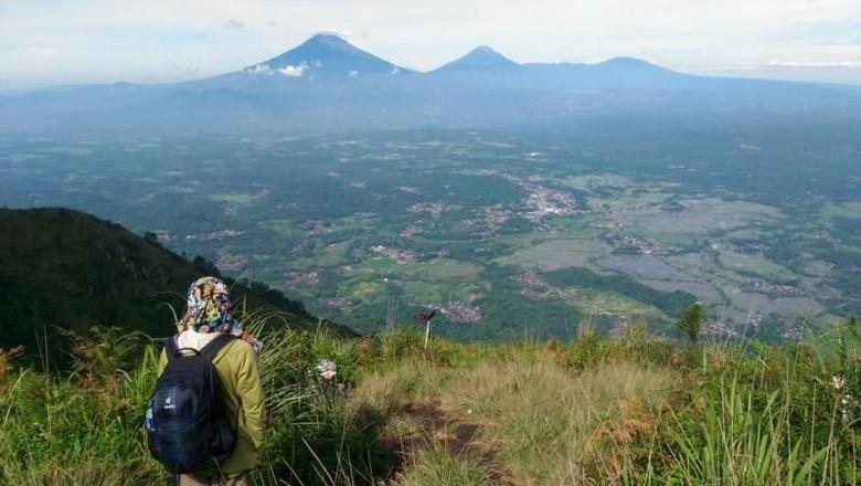 gunung