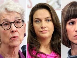 Tiga Perempuan AS Tuduh Trump Menggerayangi Mereka