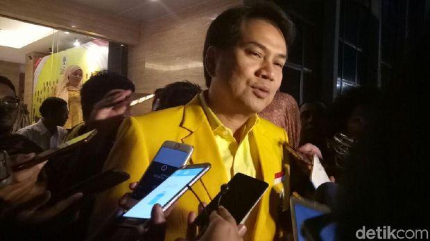 Aziz Syamsuddin juga merapat ke DPP Golkar jelang pleno