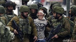 Cerita di Balik Foto Viral ABG Palestina yang Ditangkap Tentara Israel