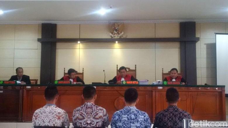 5 Taruna Akpol Divonis Berbeda Soal Kasus Penganiayaan Junior