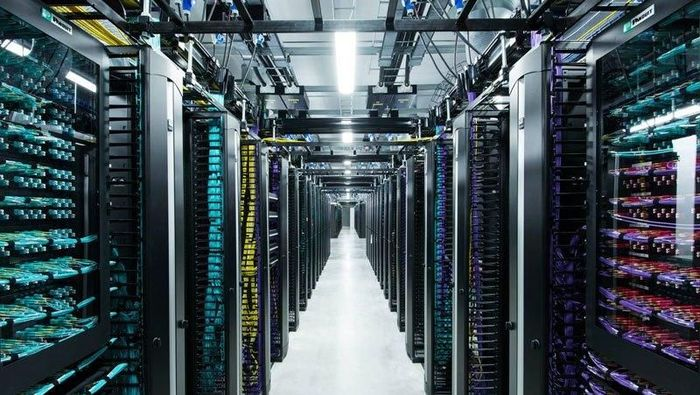 Ilustrasi Data Center Foto: Facebook