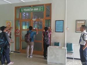 Balita Penderita Difteri Asal Kendal Meninggal di Semarang