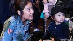Trik Sigi Wimala Kenalkan Olahraga Sejak Dini ke Anaknya