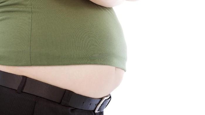 Pria gemuk cenderung punya payudara yang tumbuh (Foto: ilustrasi/thinkstock)