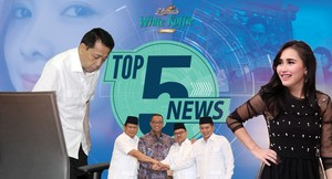 Setya Novanto Terus Menunduk, Kata Ayu Ting Ting Soal Joget Mabuk