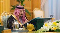 Raja Salman Bicara Kesulitan Memerangi Virus Corona