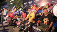 Best of The Best Nmax Regional Sumatera Utara (Foto: Dok Yamaha)