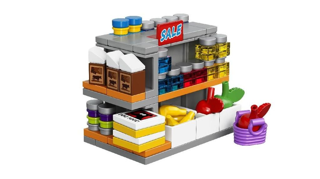Pabrik LEGO KW Digerebek Polisi