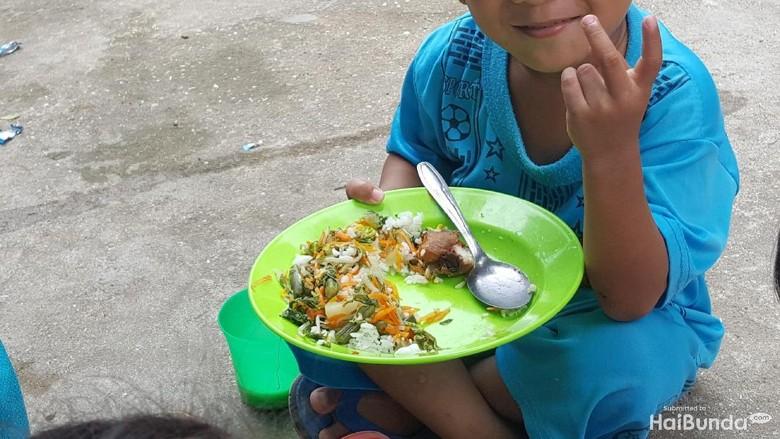 Kalori yang Dibutuhkan si 3 Tahun yang Aktif/ Foto: Nurvita Indarini