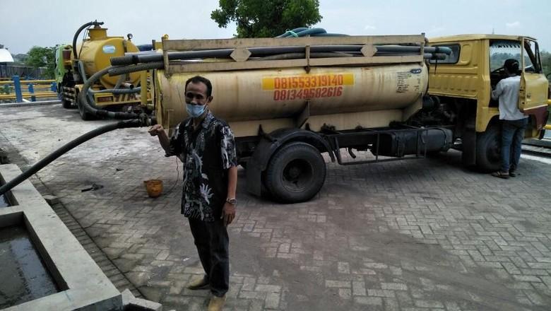 Pengolahan Limbah Tinja di Sidoarjo ini Diapresiasi Kementerian PUPR