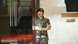 Pangkostrad Tetap Ingin Nyagub, Panglima TNI: Itu Haknya