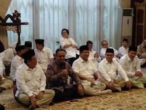 Hadiri Deklarasi Sudirman Said, Anies: Ini Break Makan Siang