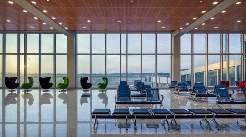 Bandara ini dibangun dengan biaya sekitar 270 juta USD atau sekitar 2,6 triliun. MRIA menjadi bandara terbesar kedua di Srilanka (dok Aecom)