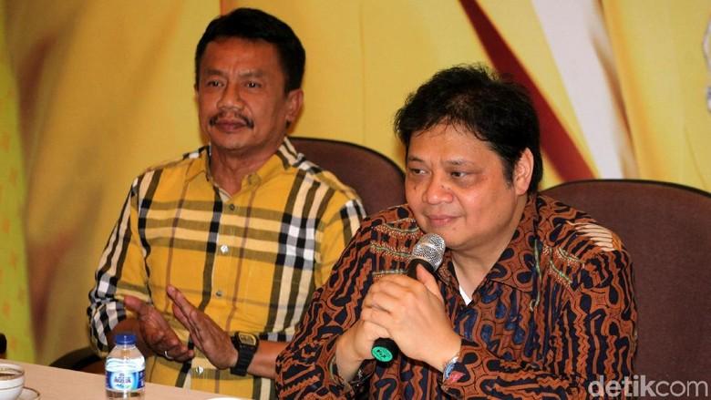 Airlangga Siap Akomodasi Seluruh Komponen di DPP Golkar yang Baru