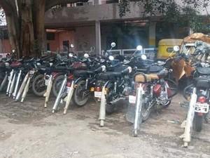Motor Berknalpot Bising di India Bakalan Dicopot