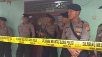 MK nekat membunuh, memutilasi dan membakar istrinya sendiri, N. Tidak hanya itu, MK kemudian membuang potongan tubuh di Jalan Syech Quro, Desa Ciranggon, Kecamatan Majalaya, Karawang.