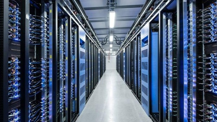 Data center. Foto: Facebook
