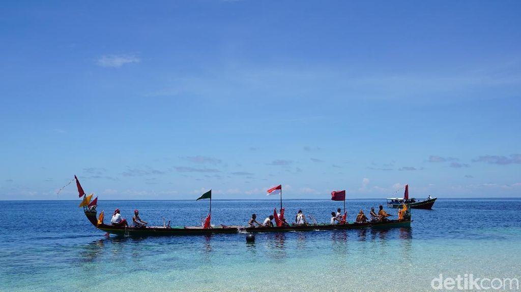 Foto: Kapal Perang ala Banda Neira