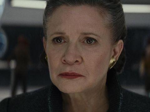 Karakter Princess Leia Organa Setelah Carrie Fisher Tiada