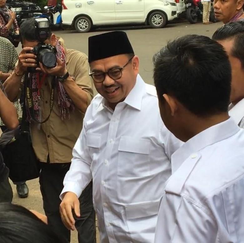 Kalah Pilgub Jateng, Sudirman Said Dijadikan Penasihat Prabowo