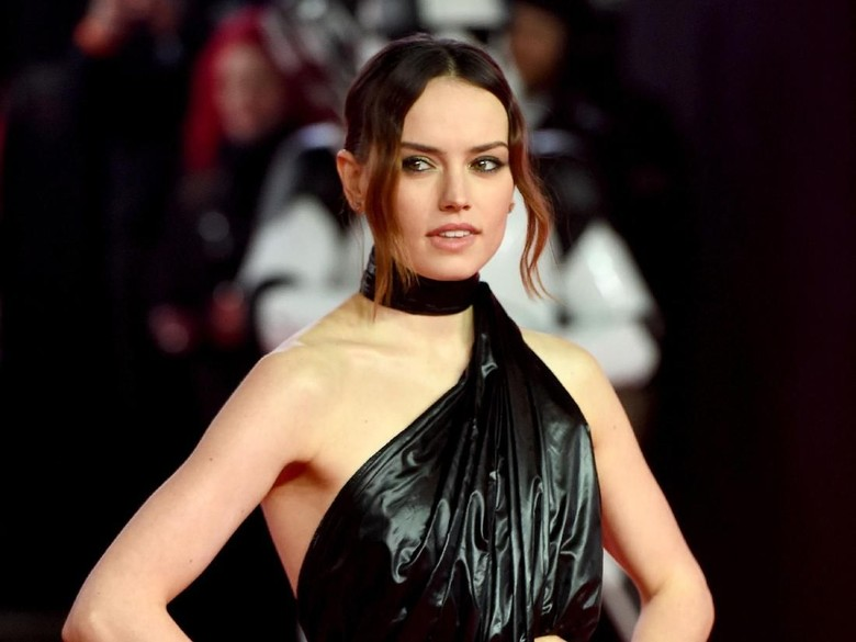 Daisy Ridley. Foto: Dok. Getty Images