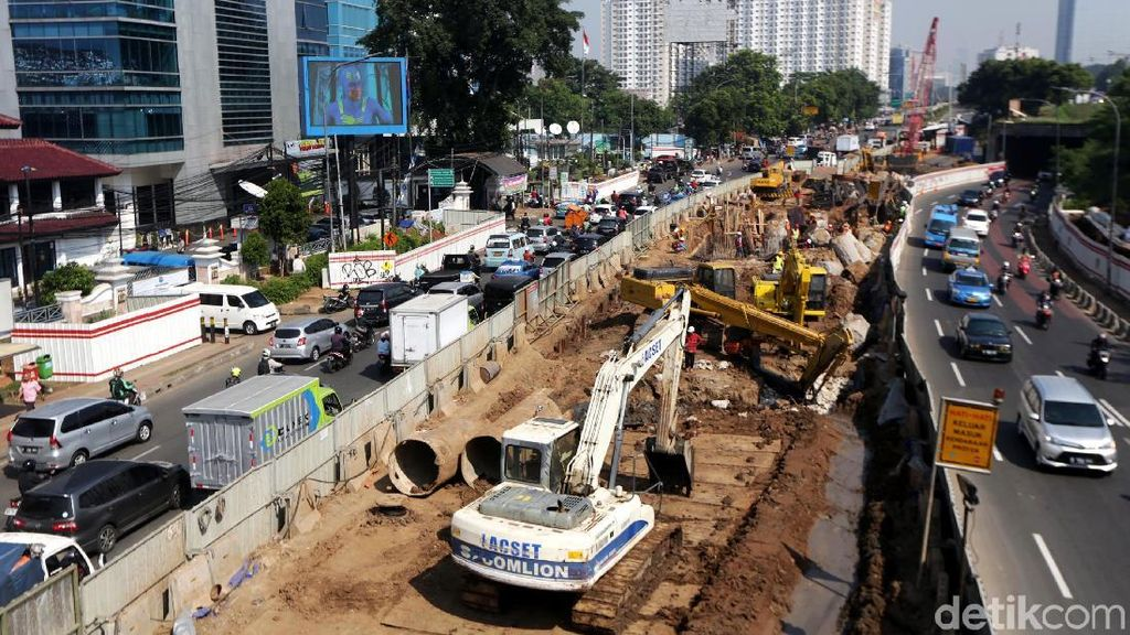 Pengusaha: Presiden Genjot Infrastruktur, Kita Kurang Dilibatkan