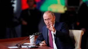 Maju Pilpres untuk Keempat Kali, Ini Alasan Putin
