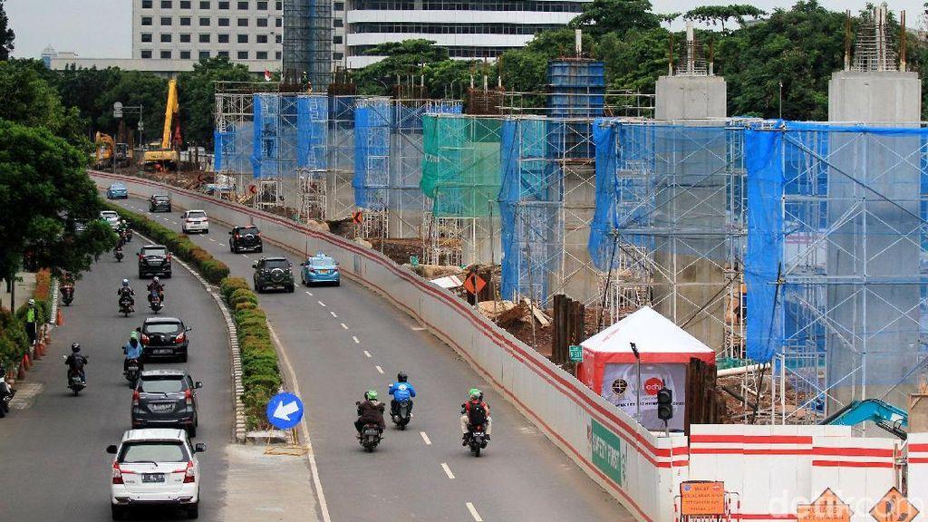 LRT Jabodebek Dituduh Anies Bikin Banjir, Ini Penjelasan Adhi Karya
