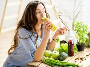 Doyan Makan Sayur Bisa Cegah Depresi