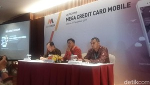 Bank Mega Luncurkan Credit Card Mobile, Ini Keunggulannya